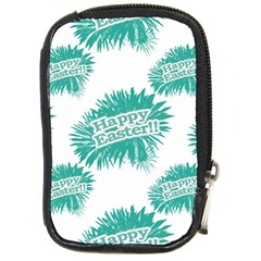 Happy Easter Theme Graphic Compact Camera Cases by dflcprints