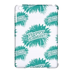 Happy Easter Theme Graphic Apple Ipad Mini Hardshell Case (compatible With Smart Cover) by dflcprints