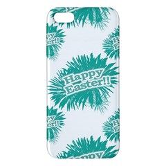 Happy Easter Theme Graphic Iphone 5s/ Se Premium Hardshell Case by dflcprints