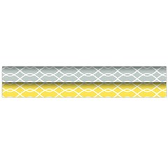 Paper Yellow Grey Digital Flano Scarf (large) by Mariart