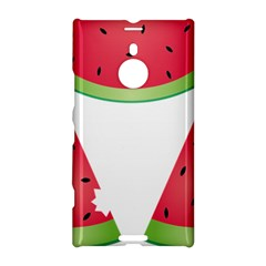 Watermelon Slice Red Green Fruite Nokia Lumia 1520 by Mariart