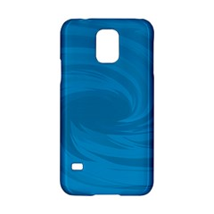 Whirlpool Hole Wave Blue Waves Sea Samsung Galaxy S5 Hardshell Case  by Mariart