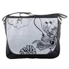Bwemprendedor Messenger Bags by PosterPortraitsArt