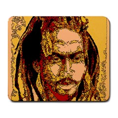 Bunnylinear Large Mousepads by PosterPortraitsArt