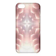 Neonite Abstract Pattern Neon Glow Background Apple Iphone 5c Hardshell Case