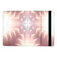 Neonite Abstract Pattern Neon Glow Background Samsung Galaxy Tab Pro 10 1  Flip Case by Nexatart