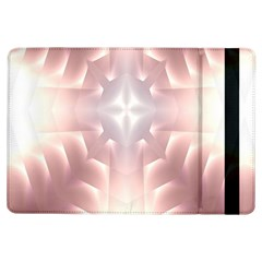 Neonite Abstract Pattern Neon Glow Background Ipad Air Flip