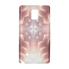 Neonite Abstract Pattern Neon Glow Background Samsung Galaxy Note 4 Hardshell Case
