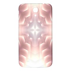 Neonite Abstract Pattern Neon Glow Background Samsung Galaxy Mega I9200 Hardshell Back Case by Nexatart
