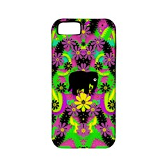 Jungle Life And Apples Apple Iphone 5 Classic Hardshell Case (pc+silicone) by pepitasart
