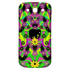 Jungle Life And Apples Samsung Galaxy S3 S Iii Classic Hardshell Back Case by pepitasart