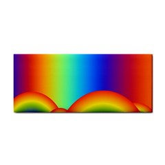 Background Rainbow Cosmetic Storage Cases