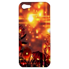 Summer Evening Apple Iphone 5 Hardshell Case