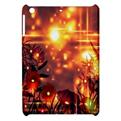 Summer Evening Apple Ipad Mini Hardshell Case by Nexatart