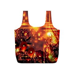 Summer Evening Full Print Recycle Bags (s)  by Nexatart