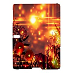 Summer Evening Samsung Galaxy Tab S (10 5 ) Hardshell Case  by Nexatart
