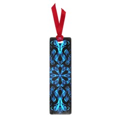 Blue Snowflake Small Book Marks