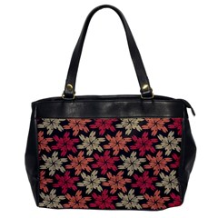 Floral Seamless Pattern Vector Office Handbags by Nexatart
