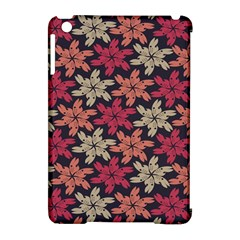 Floral Seamless Pattern Vector Apple Ipad Mini Hardshell Case (compatible With Smart Cover) by Nexatart