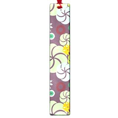 Floral Seamless Pattern Vector Large Book Marks by Nexatart