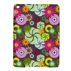 Floral Seamless Pattern Vector Ipad Air 2 Hardshell Cases by Nexatart