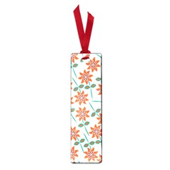 Floral Seamless Pattern Vector Small Book Marks by Nexatart