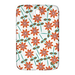 Floral Seamless Pattern Vector Samsung Galaxy Note 8 0 N5100 Hardshell Case