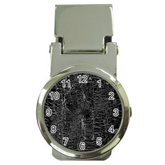 Old Black Background Money Clip Watches by Nexatart