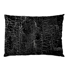 Old Black Background Pillow Case by Nexatart