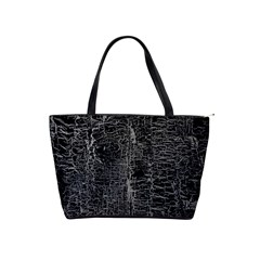 Old Black Background Shoulder Handbags by Nexatart