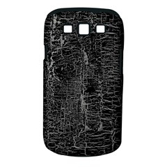 Old Black Background Samsung Galaxy S Iii Classic Hardshell Case (pc+silicone)