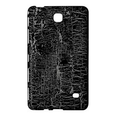 Old Black Background Samsung Galaxy Tab 4 (7 ) Hardshell Case