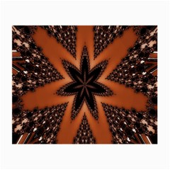 Digital Kaleidoskop Computer Graphic Small Glasses Cloth (2 Side)