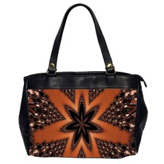 Digital Kaleidoskop Computer Graphic Office Handbags (2 Sides)  by Nexatart