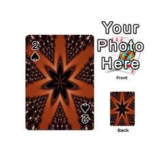 Digital Kaleidoskop Computer Graphic Playing Cards 54 (mini)