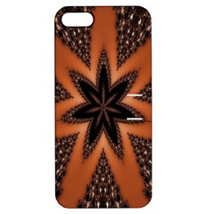 Digital Kaleidoskop Computer Graphic Apple Iphone 5 Hardshell Case With Stand by Nexatart