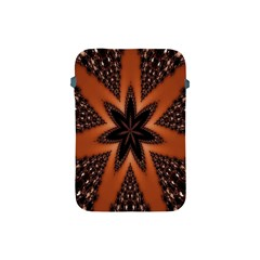 Digital Kaleidoskop Computer Graphic Apple Ipad Mini Protective Soft Cases by Nexatart