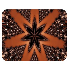 Digital Kaleidoskop Computer Graphic Double Sided Flano Blanket (medium)