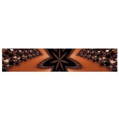 Digital Kaleidoskop Computer Graphic Flano Scarf (small) by Nexatart