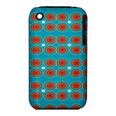 Floral Seamless Pattern Vector Iphone 3s/3gs by Nexatart