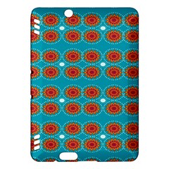 Floral Seamless Pattern Vector Kindle Fire Hdx Hardshell Case by Nexatart
