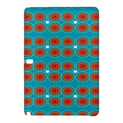 Floral Seamless Pattern Vector Samsung Galaxy Tab Pro 10 1 Hardshell Case