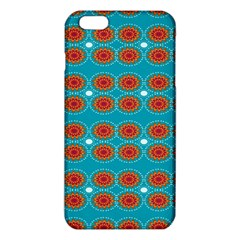 Floral Seamless Pattern Vector Iphone 6 Plus/6s Plus Tpu Case by Nexatart