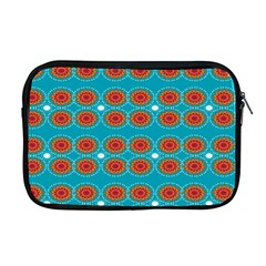 Floral Seamless Pattern Vector Apple Macbook Pro 17  Zipper Case by Nexatart