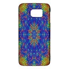 A Creative Colorful Backgroun Galaxy S6 by Nexatart
