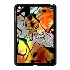 Abstract Pattern Texture Apple Ipad Mini Case (black)