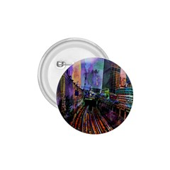 Downtown Chicago City 1.75  Buttons
