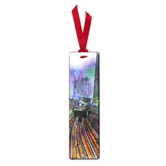 Downtown Chicago City Small Book Marks by Nexatart