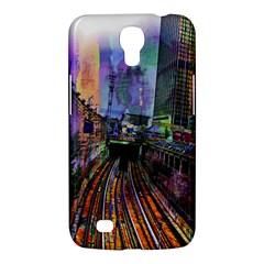 Downtown Chicago City Samsung Galaxy Mega 6 3  I9200 Hardshell Case