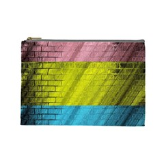 Brickwall Cosmetic Bag (large)